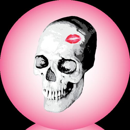 Mimi Sebastian, skull, Necromancer Series