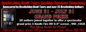 Bewitching Tours, Summer Giveaway