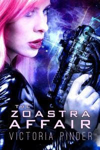Zoastra Affair, Victoria Pinder