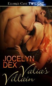 Valia's Villain, Jocelyn Dex, demons, Sempire Seductions