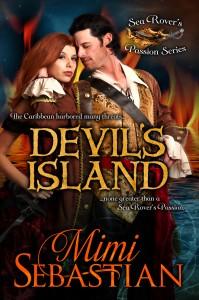 Devil's Island, Mimi Sebastian, Sea R