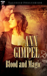 Ann Gimpel, Blood and Magic, Paranormal, Romance